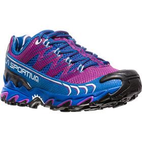La Sportiva Ultra Raptor - Zapatillas running Mujer - violeta/azul